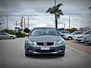 2009 Honda Accord 8th Gen V6 Grey Sports Automatic Sedan.