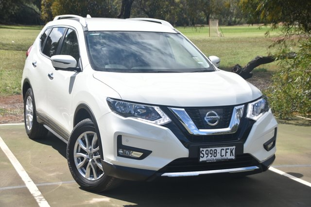 Demo Nissan X-Trail T32 Series III MY20 ST-L X-tronic 2WD, 2020 Nissan X-Trail T32 Series III MY20 ST-L X-tronic 2WD Ivory Pearl 7 Speed Constant Variable