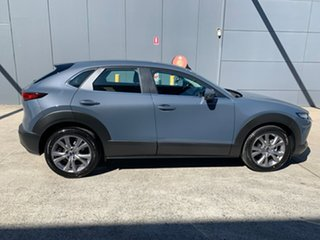 2020 Mazda CX-30 CX-30A G20 Evolve (FWD) Polymetal Grey 6 Speed Automatic Wagon.