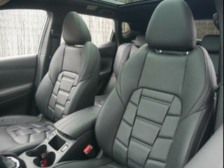 2019 Nissan Qashqai J11 MY18 TI White Continuous Variable Wagon