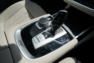 2020 BMW 740i G11 M Sport Tanzanite Blue 8 Speed Auto Steptronic Sport Sedan