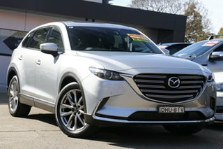 2016 Mazda CX-9 TC GT SKYACTIV-Drive i-ACTIV AWD Silver 6 Speed Sports Automatic Wagon.