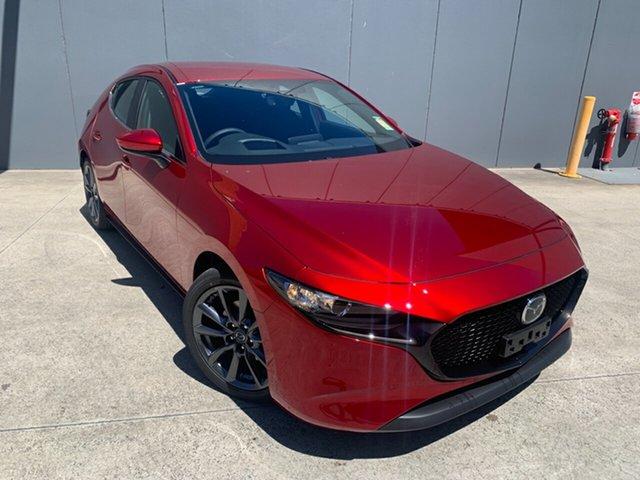 New Mazda 3 BP2HLA G25 SKYACTIV-Drive Evolve, 2020 Mazda 3 BP2HLA G25 SKYACTIV-Drive Evolve Soul Red Crystal 6 Speed Sports Automatic Hatchback