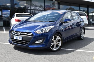 2013 Hyundai i30 GD Premium Blue 6 Speed Sports Automatic Hatchback
