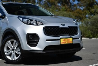 2017 Kia Sportage QL MY17 Si AWD Silver 6 Speed Sports Automatic Wagon