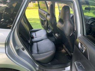 2012 Subaru Impreza G3 MY12 WRX AWD Silver 5 Speed Manual Hatchback