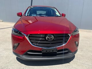 2020 Mazda CX-3 DK2W7A Akari SKYACTIV-Drive FWD Soul Red Crystal 6 Speed Sports Automatic Wagon