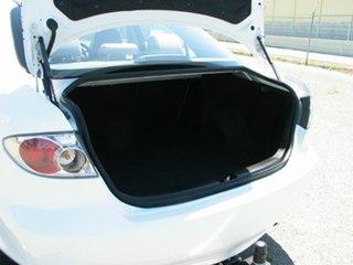 2003 Mazda 6 GG Classic White 4 Speed Auto Activematic Sedan