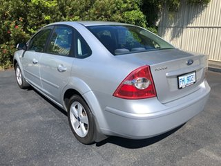 2006 Ford Focus LS LX Silver 4 Speed Sports Automatic Sedan