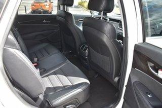 2016 Kia Sorento UM MY17 SLi AWD White 6 Speed Sports Automatic Wagon