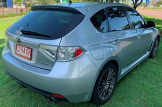 2012 Subaru Impreza G3 MY12 WRX AWD Silver 5 Speed Manual Hatchback