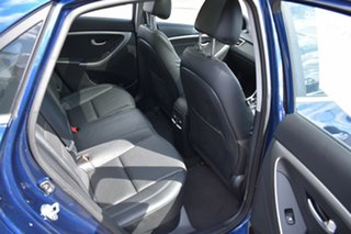 2013 Hyundai i30 GD Premium Blue 6 Speed Sports Automatic Hatchback