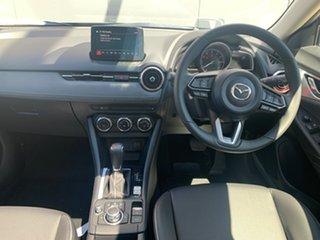 2020 Mazda CX-3 DK2W7A Akari SKYACTIV-Drive FWD Jet Black 6 Speed Sports Automatic Wagon
