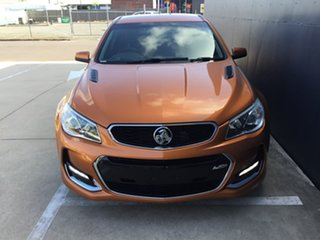 2017 Holden Commodore VF II MY17 SS Gold 6 Speed Sports Automatic Sedan.