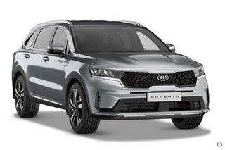 2020 Kia Sorento MQ4 MY21 Sport+ AWD Silky Silver 8 Speed Sports Automatic Dual Clutch Wagon.