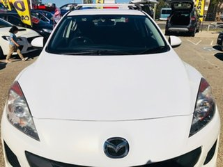 2013 Mazda 3 BL10F2 MY13 Neo Activematic White 5 Speed Sports Automatic Sedan