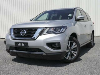 2019 Nissan Pathfinder R52 MY19 Series III ST-L (2WD) Brilliant Silver Continuous Variable Wagon