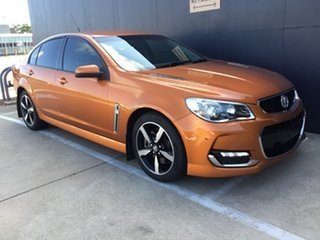 2017 Holden Commodore VF II MY17 SS Gold 6 Speed Sports Automatic Sedan
