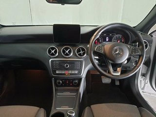 2018 Mercedes-Benz A-Class W176 808+058MY A180 D-CT Silver 7 Speed Sports Automatic Dual Clutch
