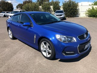 2015 Holden Commodore VF MY15 SV6 Slipstream Blue 6 Speed Sports Automatic Sedan.