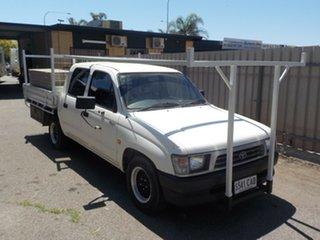2001 Toyota Hilux RZN149R 4x2 4 Speed Automatic Utility.
