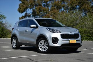 2017 Kia Sportage QL MY17 Si AWD Silver 6 Speed Sports Automatic Wagon.