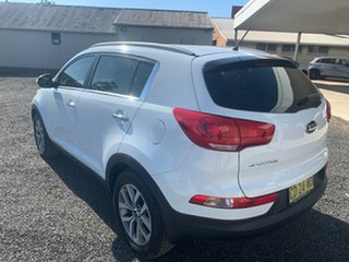2015 Kia Sportage SL Series 2 MY15 SI Premium (FWD) Casa White 6 Speed Automatic Wagon.