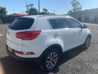 2015 Kia Sportage SL Series 2 MY15 SI Premium (FWD) Casa White 6 Speed Automatic Wagon