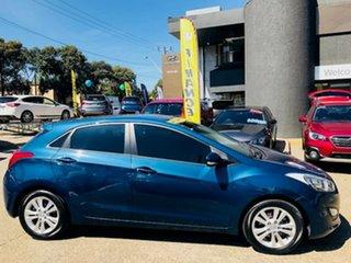 2014 Hyundai i30 GD2 MY14 SE Blue 6 Speed Sports Automatic Hatchback