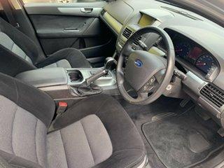 2011 Ford Falcon FG G6 Silver 6 Speed Sports Automatic Sedan