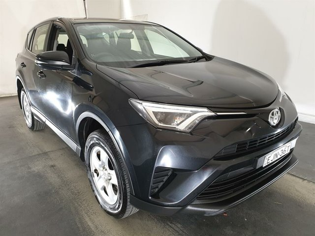 Used Toyota RAV4 ASA44R MY14 GX AWD Maryville, 2015 Toyota RAV4 ASA44R MY14 GX AWD Black 6 Speed Sports Automatic Wagon