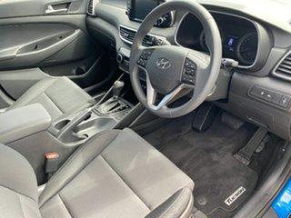 2020 Hyundai Tucson TL4 MY21 Active 2WD Aqua Blue 6 Speed Automatic Wagon