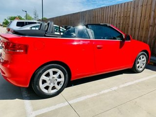 2010 Audi A3 8P Attraction Red 7 Speed Sports Automatic Dual Clutch Hatchback