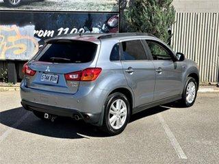 2014 Mitsubishi ASX XB MY14 Aspire Titanium Grey 6 Speed Sports Automatic Wagon.