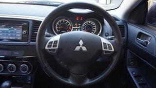 2015 Mitsubishi Lancer CJ MY15 LS White 6 Speed Constant Variable Sedan