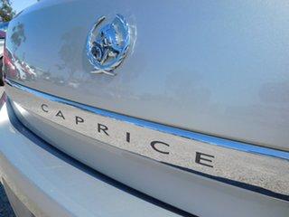 2006 Holden Caprice WM Silver 5 Speed Sports Automatic Sedan