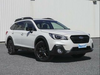 2020 Subaru Outback MY20 2.5I-X AWD Crystal White Pearl Continuous Variable Wagon