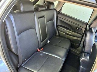 2014 Mitsubishi ASX XB MY14 Aspire Titanium Grey 6 Speed Sports Automatic Wagon