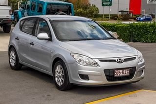 2007 Hyundai i30 FD SX Silver 5 Speed Manual Hatchback.