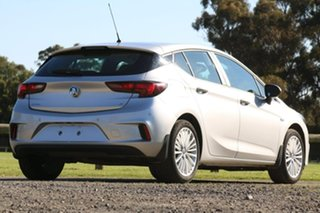 2017 Holden Astra BK MY17 R+ Silver 6 Speed Sports Automatic Hatchback
