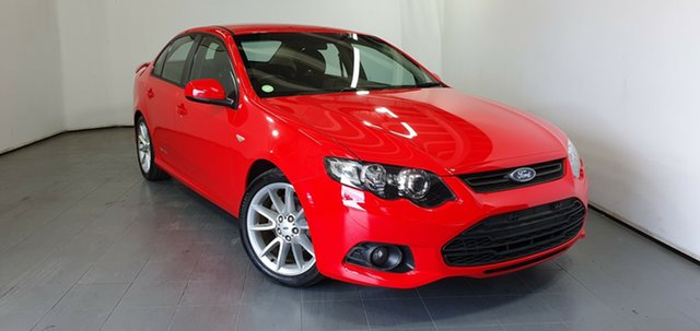 Used Ford Falcon FG MkII XR6 Elizabeth, 2014 Ford Falcon FG MkII XR6 Red 6 Speed Sports Automatic Sedan