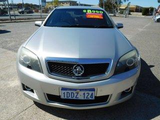 2006 Holden Caprice WM Silver 5 Speed Sports Automatic Sedan.