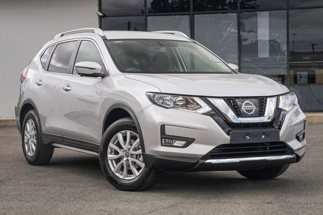 New Nissan X-Trail T32 Series III MY20 ST-L X-tronic 2WD, 2020 Nissan X-Trail T32 Series III MY20 ST-L X-tronic 2WD Brilliant Silver 7 Speed Constant Variable
