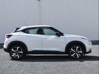 2020 Nissan Juke F16 ST-L Ivory Pearl 7 Speed Auto Dual Clutch Hatchback.
