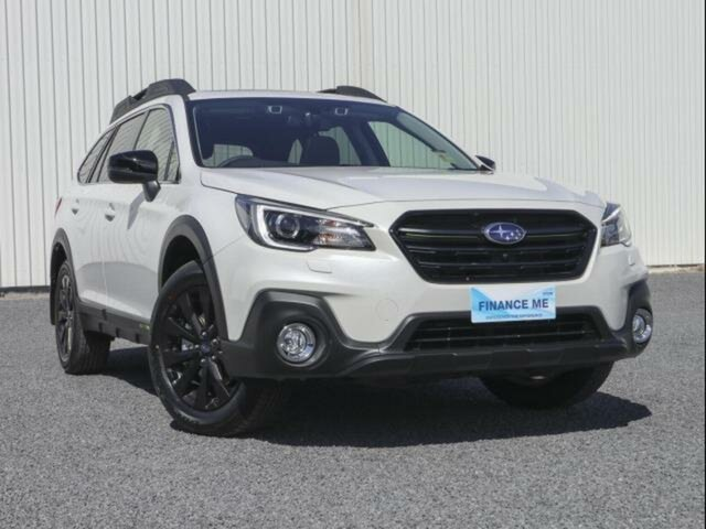 New Subaru Outback MY20 2.5I-X AWD Wangaratta, 2020 Subaru Outback MY20 2.5I-X AWD Crystal White Pearl Continuous Variable Wagon