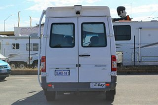 2005 Mercedes-Benz Sprinter White Motor Camper