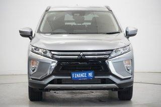 2020 Mitsubishi Eclipse Cross YA MY20 LS 2WD Titanium 8 Speed Constant Variable Wagon.