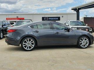 2013 Mazda 6 6C GT Grey 6 Speed Automatic Sedan