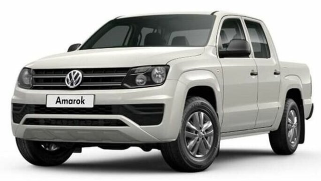 Used Volkswagen Amarok 2H MY17 TDI420 4MOTION Perm Core Launceston, 2017 Volkswagen Amarok 2H MY17 TDI420 4MOTION Perm Core White 8 Speed Automatic Utility
