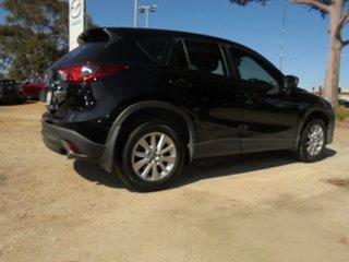 2014 Mazda CX-5 KE1071 MY14 Maxx SKYACTIV-Drive Sport Black 6 Speed Sports Automatic Wagon.